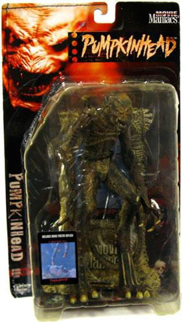 McFarlane Toys Movie Maniacs Series 2 Pumpkinhead Action Figure