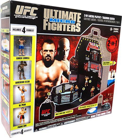 UFC Ultimate Micro Fighters 2-in-1 Arena Playset