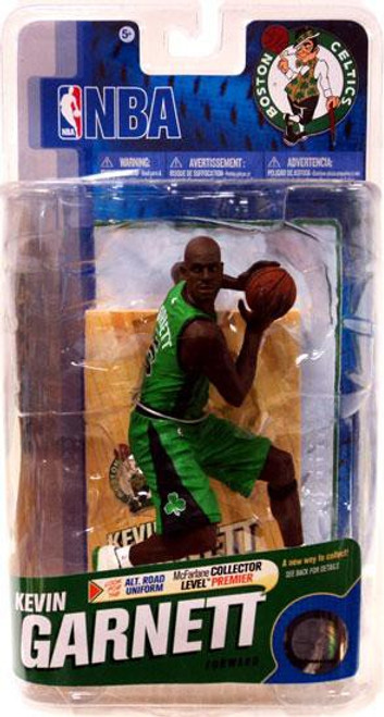 McFarlane Toys NBA Boston Celtics Sports Picks Series 18 Kevin Garnett Action Figure [Green Jersey]