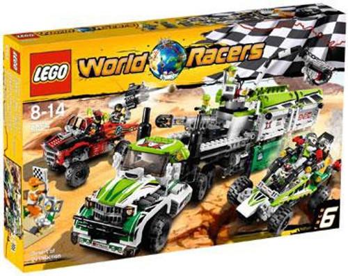 LEGO World Racers Desert of Destruction Set #8864