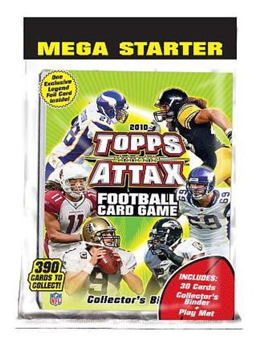 2010 NFL Topps Attax Mega Starter