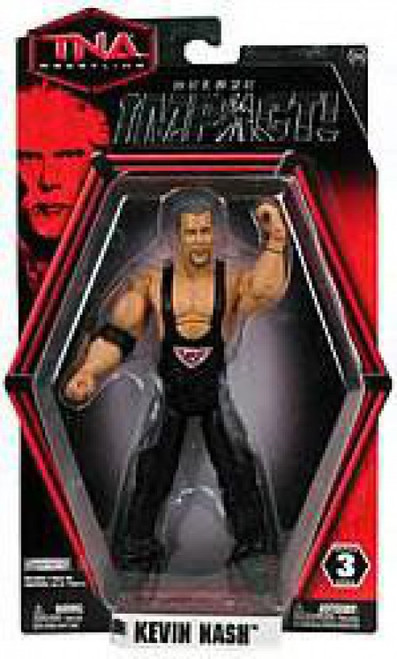 TNA Wrestling Deluxe Impact Series 3 Kevin Nash Action Figure