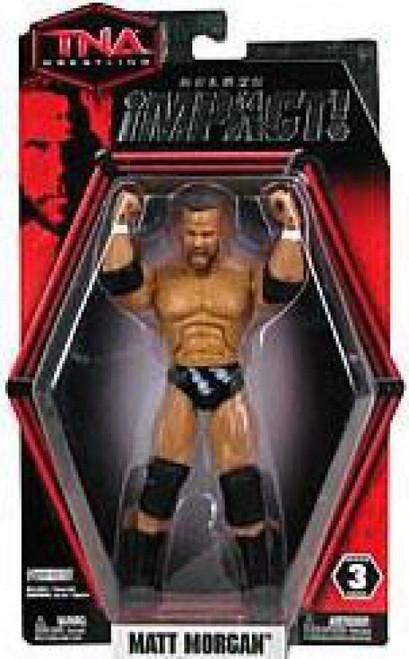 TNA Wrestling Deluxe Impact Series 3 Matt Morgan Action Figure