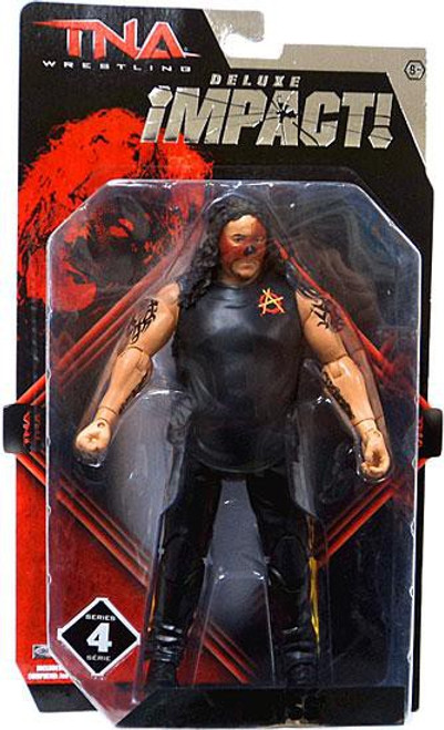 TNA Wrestling Deluxe Impact Series 4 Abyss Action Figure