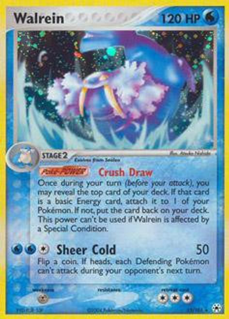 Minun 67//101 Hidden Legends Pokemon Card LP Cond