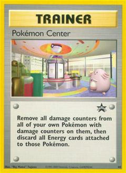 Promo Cards WotC Promo Pokemon Center #40