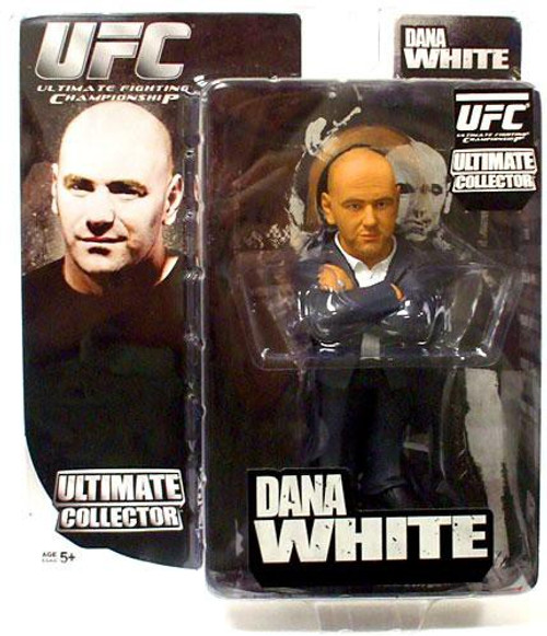 UFC Ultimate Collector Series 4 Dana White Action Figure