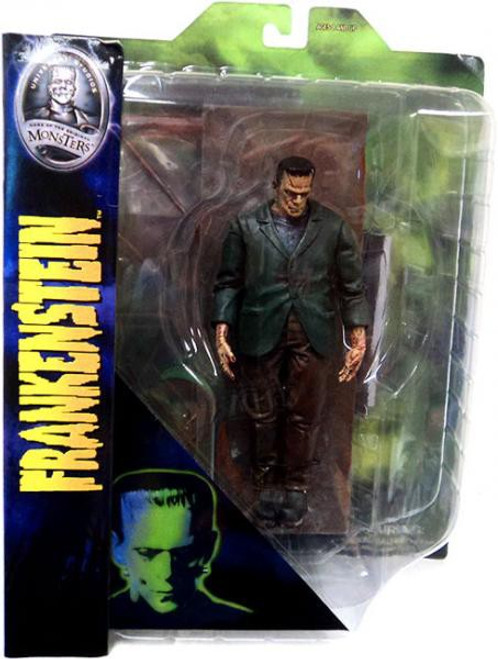 Universal Monsters Diamond Select Frankenstein Action Figure