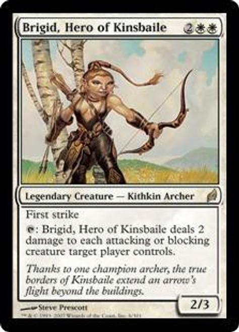 MtG Lorwyn Rare Brigid, Hero of Kinsbaile #6