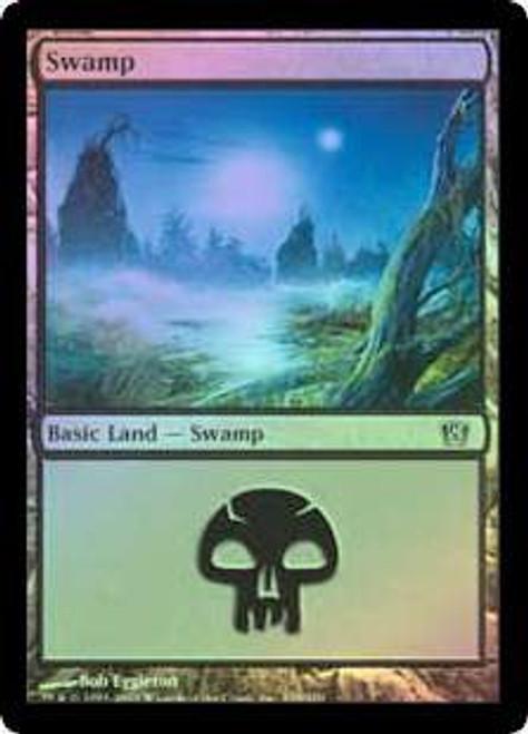 MtG 8th Edition Basic Land Swamp [RANDOM Artwork]