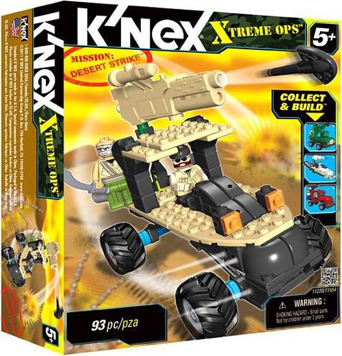 K'Nex Xtreme Ops Mission: Desert Strike Set #11220