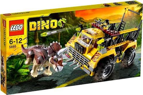 LEGO Dino Triceratops Trapper Set #5885