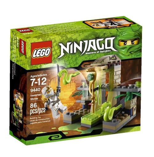 LEGO Ninjago Venomari Shrine Set #9440