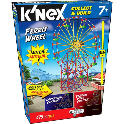 K'Nex Collect & Build Ferris Wheel Set #12436