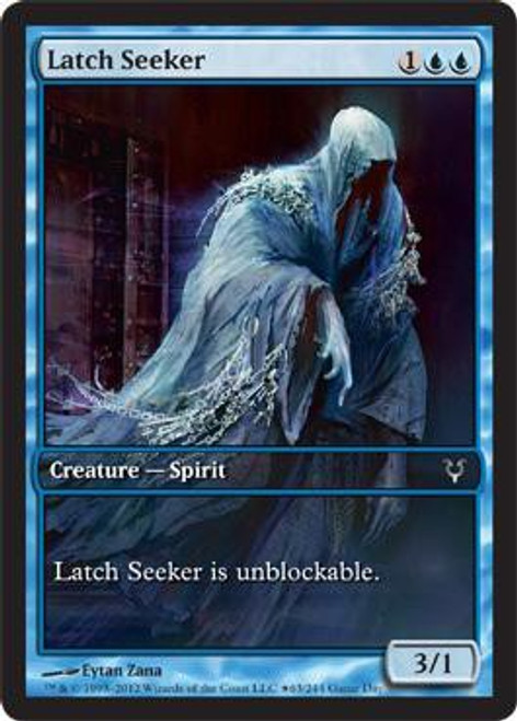 MtG Assorted Promo Cards Promo Latch Seeker [Game Day Promo]