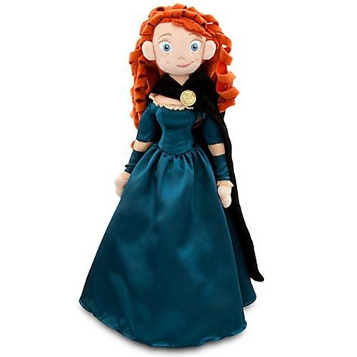 Disney / Pixar Brave Merida Exclusive 20-Inch Plush Doll