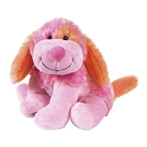 Webkinz Pink Punch Cheeky Dog Plush