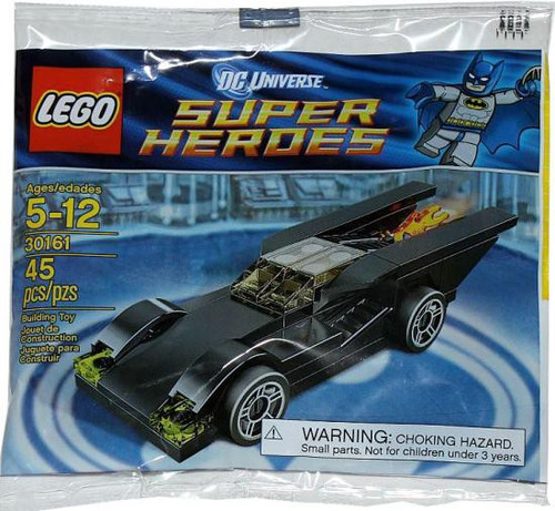 LEGO DC Universe Super Heroes Batmobile Mini Set #30161 [Bagged]