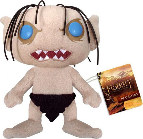 Funko The Hobbit An Unexpected Journey Gollum 5-Inch Plushie