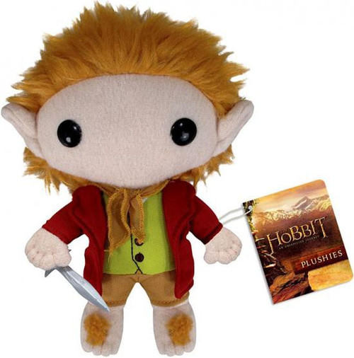 Funko The Hobbit An Unexpected Journey Bilbo Baggins 5-Inch Plushie