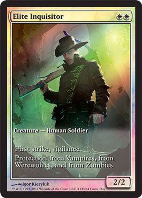 MtG Assorted Promo Cards Promo Elite Inquisitor [Innistrad Game Day]