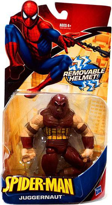 Spider-Man Classic Heroes Juggernaut Action Figure