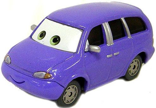 Disney / Pixar Cars Mini Mrs. Van Diecast Car [Loose]