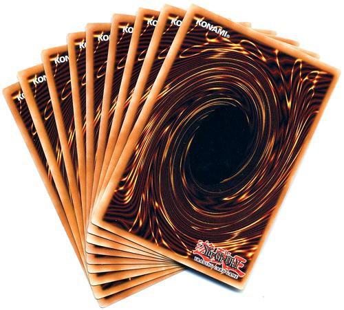 YuGiOh Custom LOT of 10 Rares Single Cards