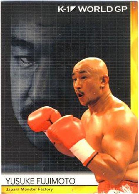 MMA K-1 World GP Yusuke Fujimoto #10