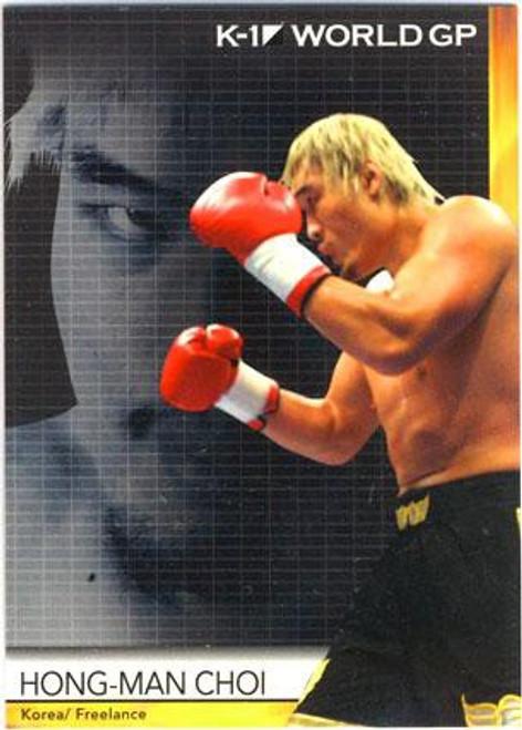 MMA K-1 World GP Hong-Man Choi #06