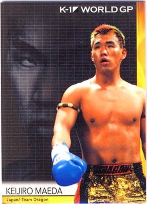 MMA K-1 World GP Keijiro Maeda #24