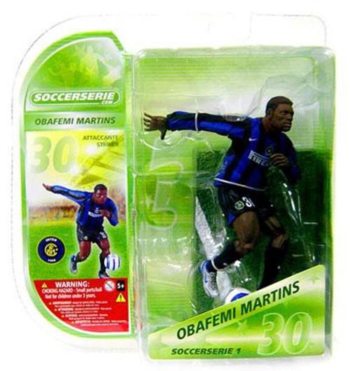 Soccer Obafemi Martins Action Figure