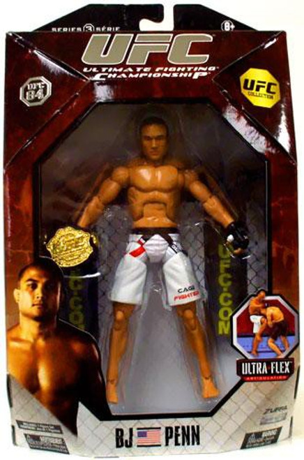 UFC Collection Series 3 BJ Penn Action Figure [UFC 64]