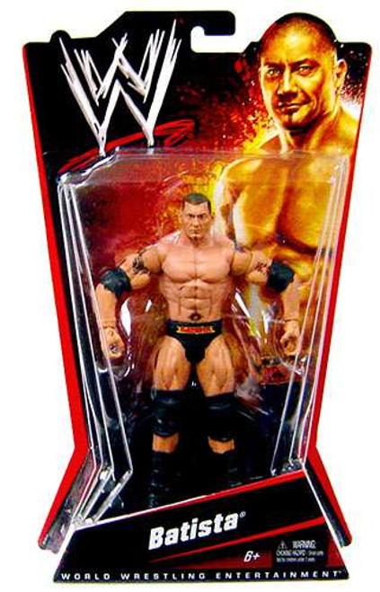 WWE Wrestling Batista Exclusive Action Figure