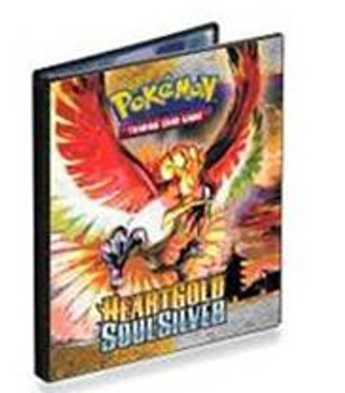Ultra Pro Pokemon Trading Card Game Ho-Oh & Lugia Card Supplies [4 Pocket]