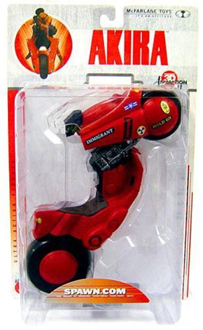 McFarlane Toys Anime Akira 3D Animation From Japan Series 1 Kaneda's Bike Action Figure Vehicle