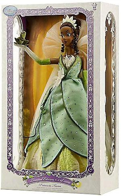 Disney Princess The Princess and the Frog Tiana Exclusive 18-Inch Doll
