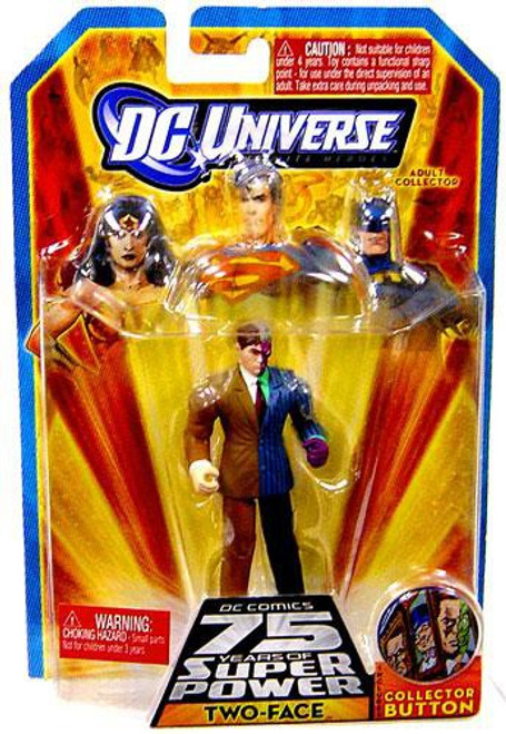 DC Universe 75 Years of Super Power Infinite Heroes Two-Face Action Figure