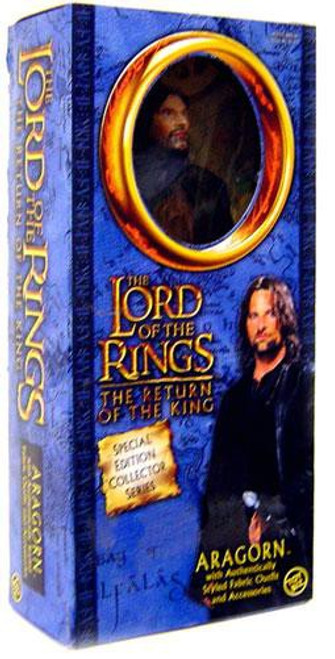 The Lord of the Rings The Return of the King Aragorn Deluxe Action Figure