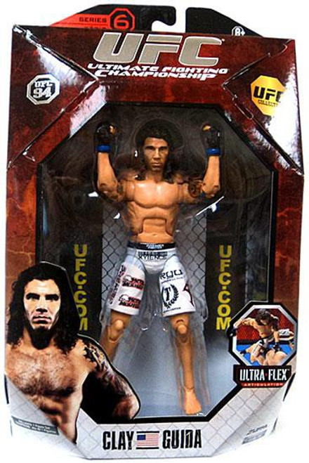 UFC Collection Series 6 Clay Guida Action Figure [UFC 94]