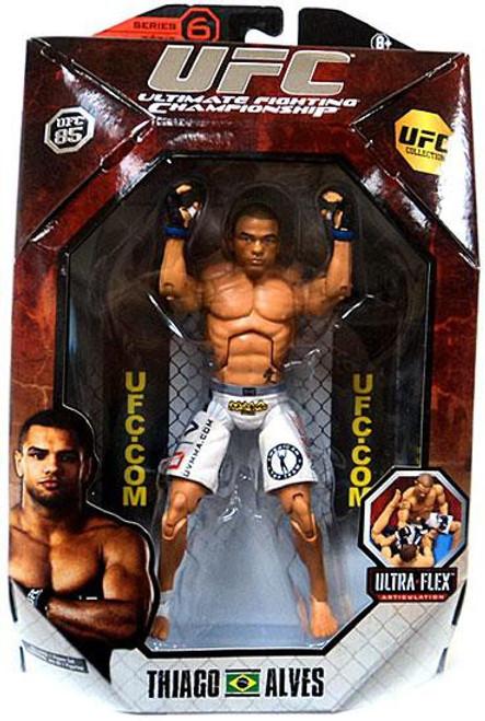 UFC Collection Series 6 Thiago Alves Action Figure [UFC 85]