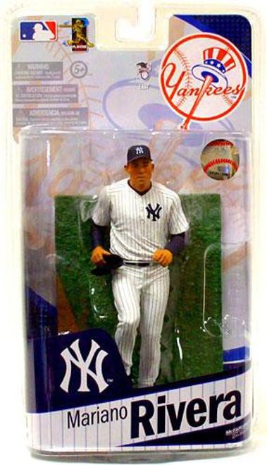 McFarlane Toys MLB Sports Picks 2010 New York Yankees Mariano Rivera Action Figure