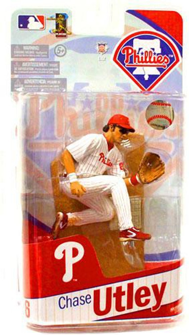 McFarlane Toys MLB Sports Picks 2010 Philadelphia Phillies Chase Utley Action Figure