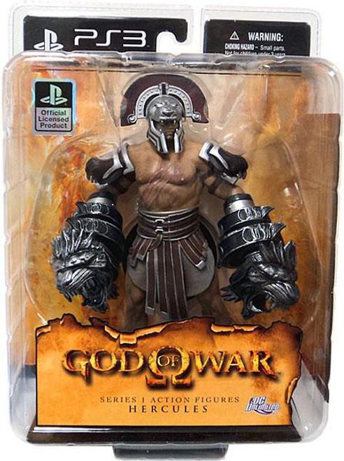 God of War Series 1 Hercules Action Figure