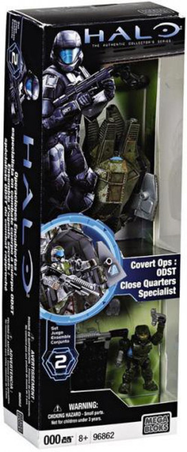Mega Bloks Halo Covert Ops: ODST Close Quarters Specialist Set #96862