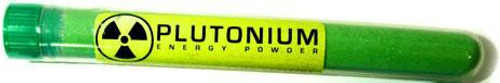 Laboratory Plutonium Pear Flavor Energy Powder