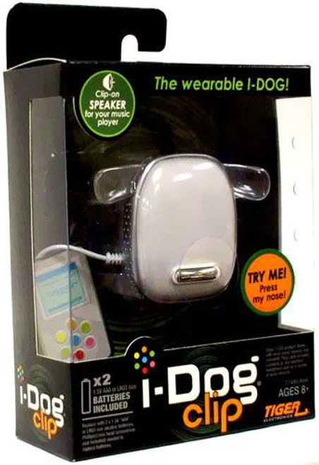 I-Dog Clip Interactive Pet [White]
