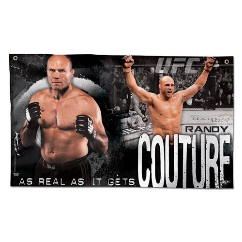 UFC Randy Couture Wall Banner