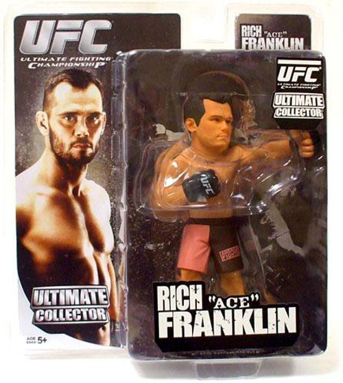 UFC Ultimate Collector Series 3 Rich Franklin Action Figure