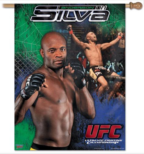 UFC Anderson Silva Banner